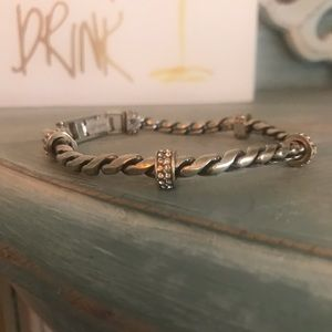 Brighton Silver Tone Bracelet